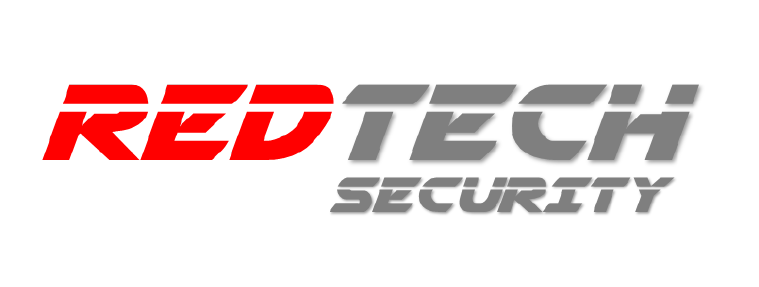 Red Tech Security logo
